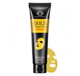 Маска с золотом и коллагеном IMAGES (глубокое очищение и ровный тон)