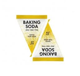Скраб для лица с содой jon baking soda 5 гр (треугольнички) Корея