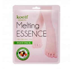 Маска-носочки уход для ног Корея (2 шт)  (борьба с сухостью и трещинами)