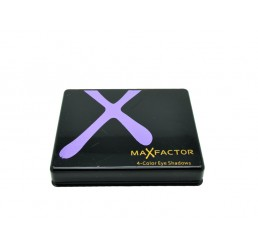 тени MaxFactor Unreal Colour Smoked 4 colour 12g тон №2