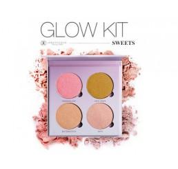 Хайлайтер Anastasia Glow Kit Sweets 7.4g each