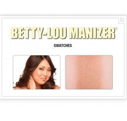 Хайлайтер TheBalm Batty-Lou Manizer Highlighter, Shadow & Shimmer 8.5g