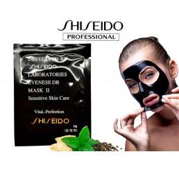маска для лица очищающая shiseido 12g