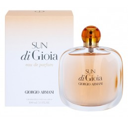 SUN di GIOIA eau de parfum 100мл