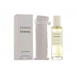 CHANЕL Fraiche 40 мл (упакованы в коробку и подарочный мешок)