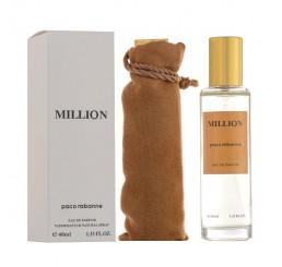 PACO RABANNE 1 million gold 40 мл (упакованы в коробку и подарочный мешок)